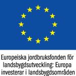 Logo för Europeiska jordbruksfonden för landsbygdsutveckling