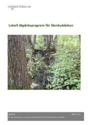 Rapport - Lokalt åtgärdsprogram för Stenbybäcken
